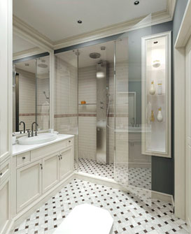 The Bathroom Remodeling Process Is An Art Form, Balancing Functional Design  With The Architectural Enhancing Features That Provide For Safe Practical  Use ...