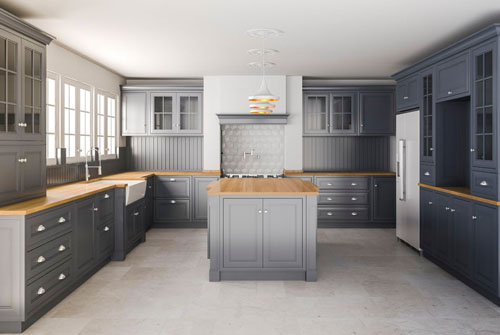 Kitchens Are The Most Expensive Square Footage Areas Of The Home. This Is  Because Of The Assortment Of Products That Are Required To Create A  Functioning ...